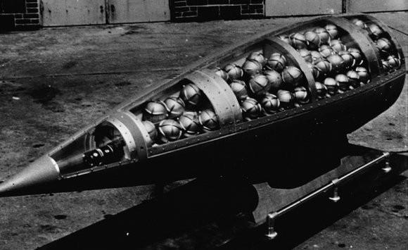 Пентагон решил не отказываться от кассетных боеприпасов из-за угрозы войны с КНДР