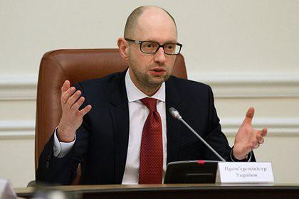 Украинский суд обязал возбудить уголовное дело против Яценюка