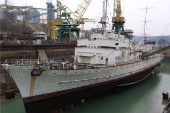 Корабль управления «Ангара»: бывшая яхта Гитлера и другие мифы