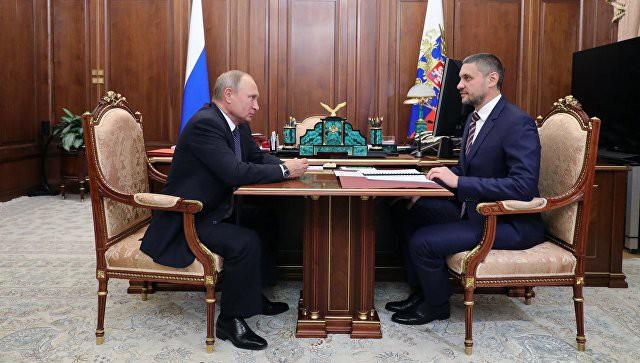 Осипов отправил в отставку правительство Забайкалья