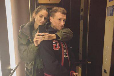 В Сеть попали интимные фото и видео футболиста Павла Мамаева и его жены Аланы