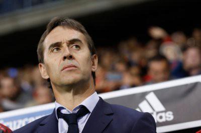 «Реал» уволил Хулена Лопетеги с поста главного тренера