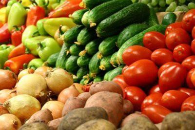 Ученые: На всех жителей Земли не хватает фруктов и овощей