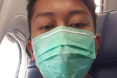 Пассажир разбившегося в Индонезии Boeing отправил жене селфи незадолго до крушения