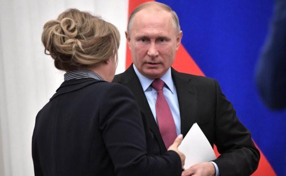 Путин: в России никогда не забудут день референдума в Крыму