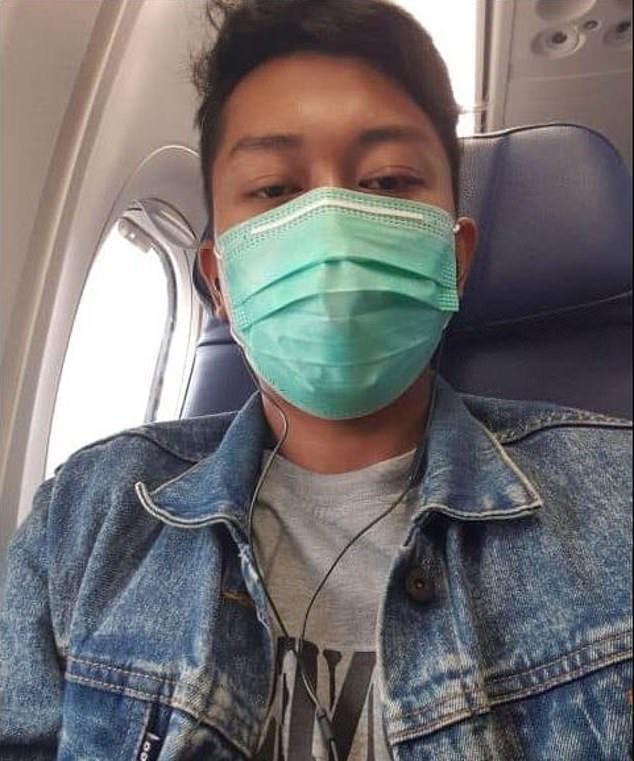Пассажир Boeing 737 перед смертью успел отправить жене селфи