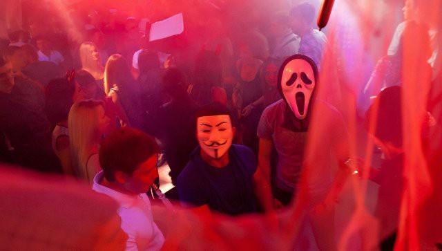 Ученые назвали главную опасность Хэллоуина для детей