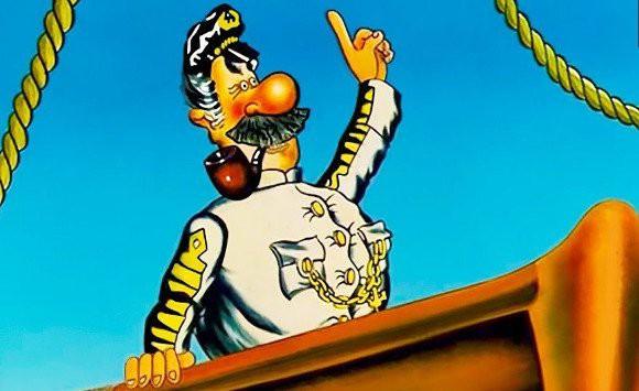 Умер художник мультфильма «Остров сокровищ»