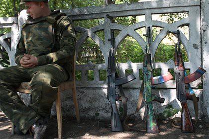 Украинские военные отказались возвращаться в Дебальцево