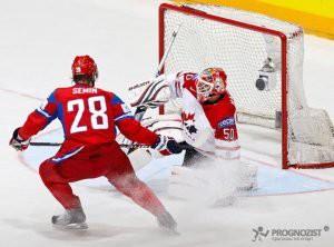 Россия проиграла Канаде в четвертьфинале чемпионата мира по хоккею: результаты матча, статистика