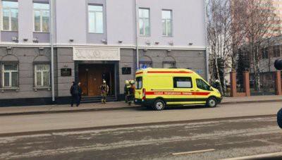 Взрыв на проходой ФСБ в Архангельске произошел в результате самоподрыва