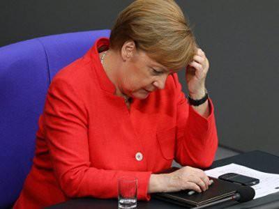 Кремль прокомментировал грядущий уход Ангелы Меркель
