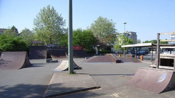 По инициативе местного жителя в Ижевске появился уникальный скейт-парк