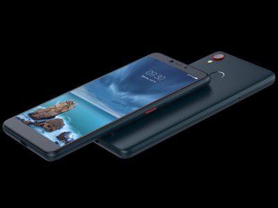 ZTE привезла в Россию смартфон Blade A7 Vita