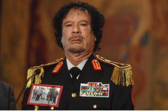 Саркози не дадут откусить от ливийского пирога