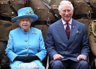 Принц Чарльз может стать королем Великобритании через три года