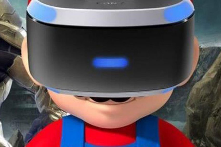 Компания Nintendo готова внедрять VR-технологии