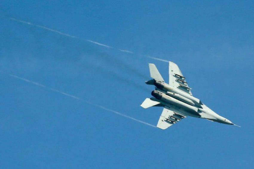 Причины крушения МиГ-29 в Подмосковье расследует спецкомиссия