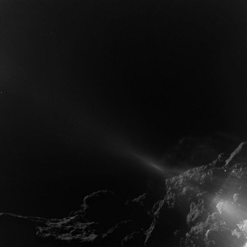 Ровер MASCOT закончил работу на поверхности астероида Рюгю