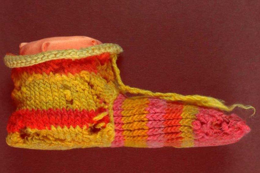 Учёные: Древние египтяне начали первыми вязать носки