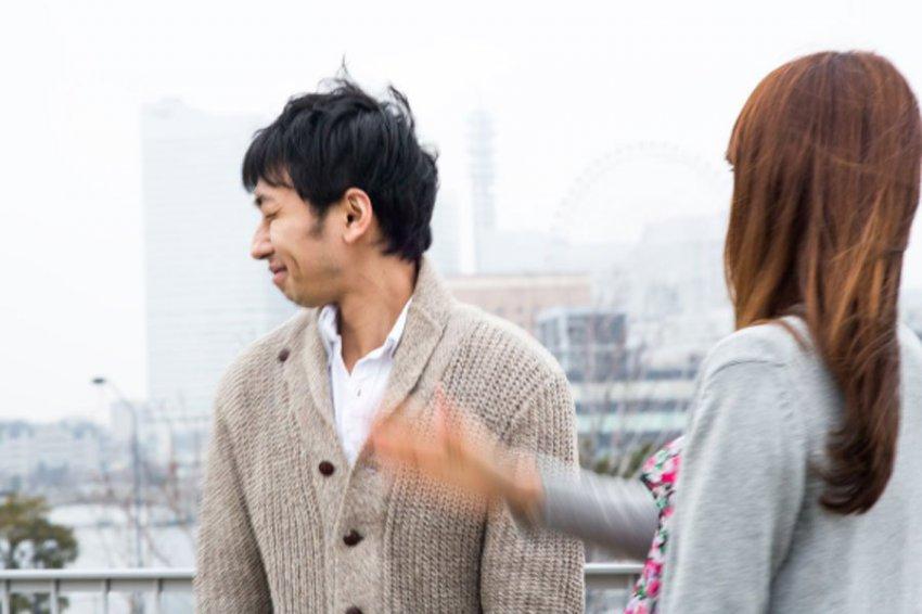 Житель Японии попался на измене из-за землетрясения