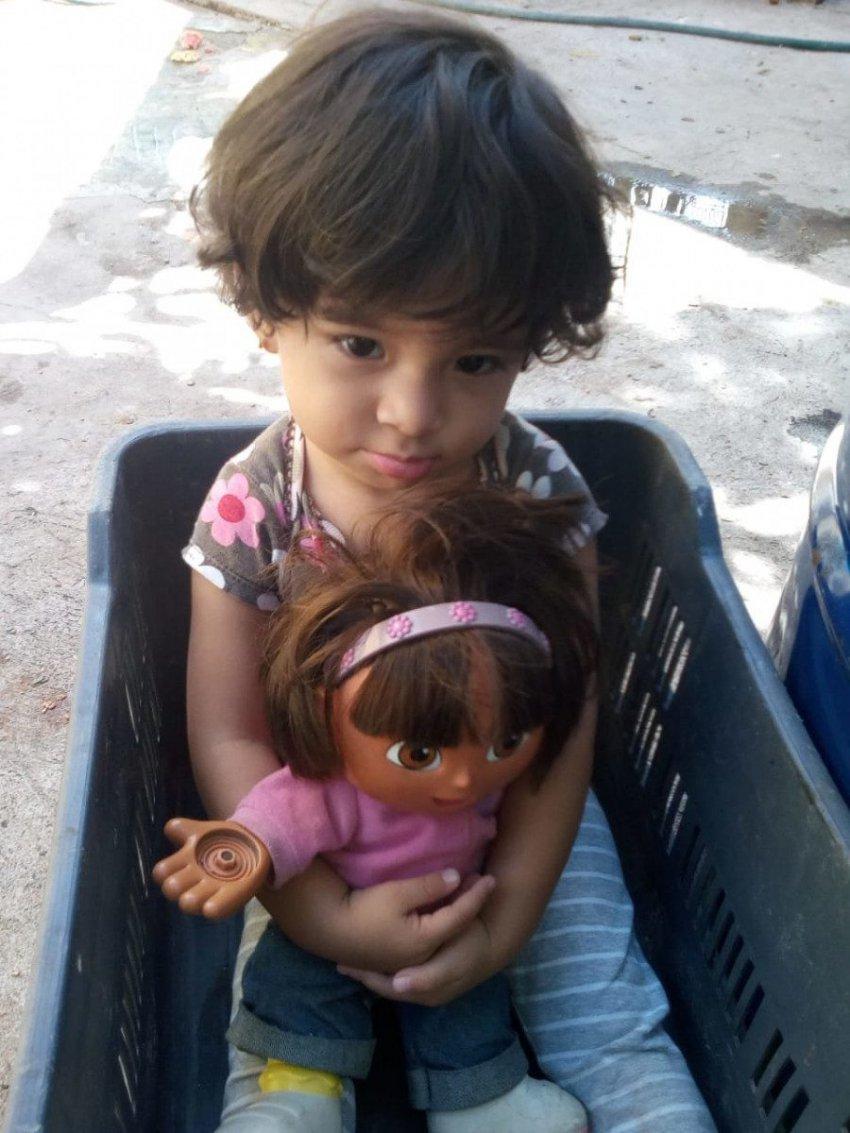 Самая маленькая иммигрантка предстала перед судом Нью-Йорка