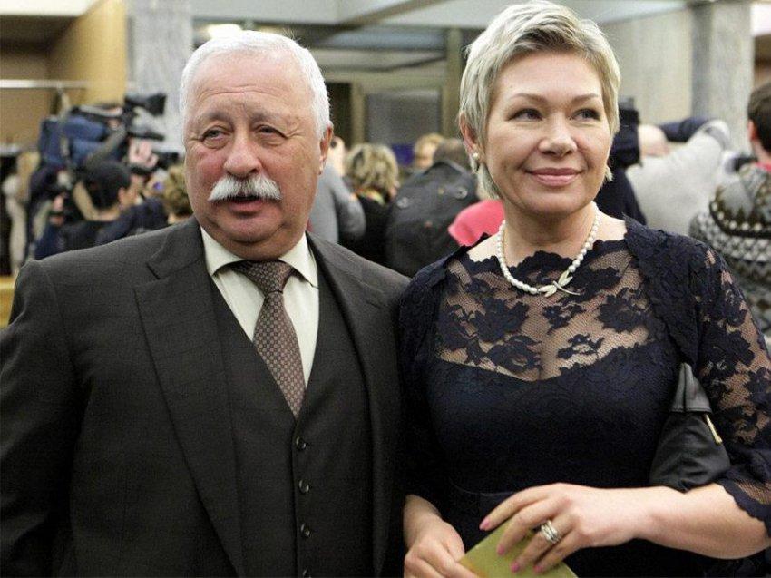 Леонид Якубович раскрыл причины раздельного проживания с женой