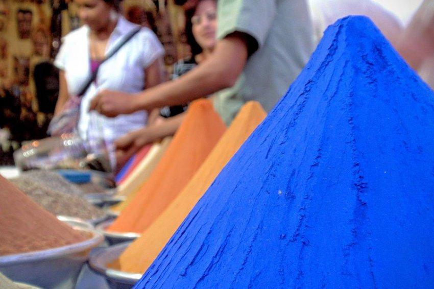 Учёные открыли необычное свойство древнеегипетской краски