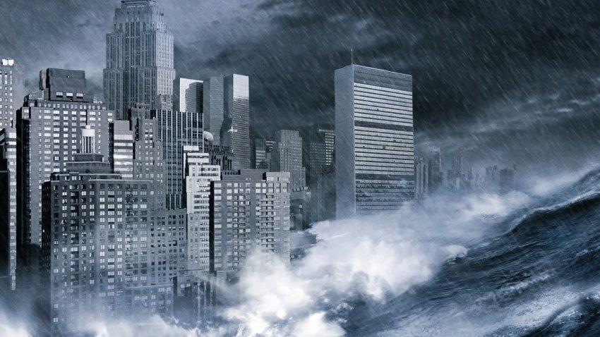 Северо-запад США разрушит мощнейшее цунами