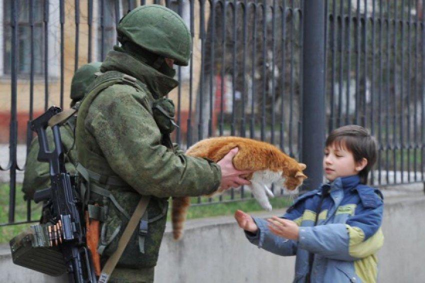 Какие города Украины ждут Россию?