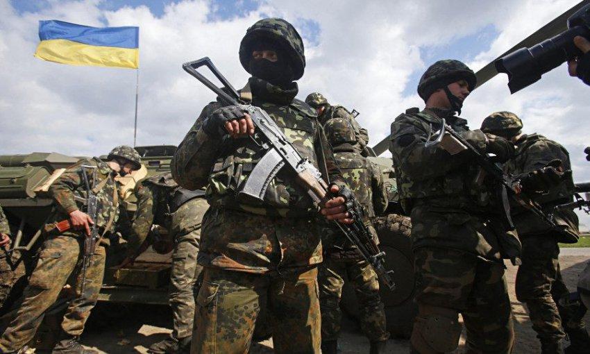Численность и вооружение украинской армии в 2018-2019 годах
