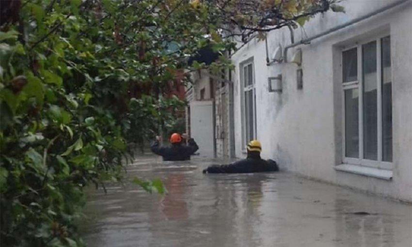 Наводнение в Краснодарском крае сейчас 2018: видео и фото, последние новости