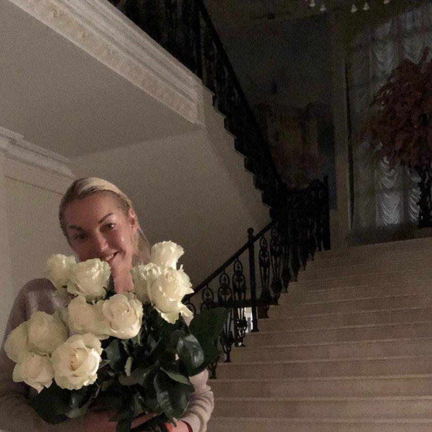 У Волочковой появился новый возлюбленный, они вместе ровно месяц