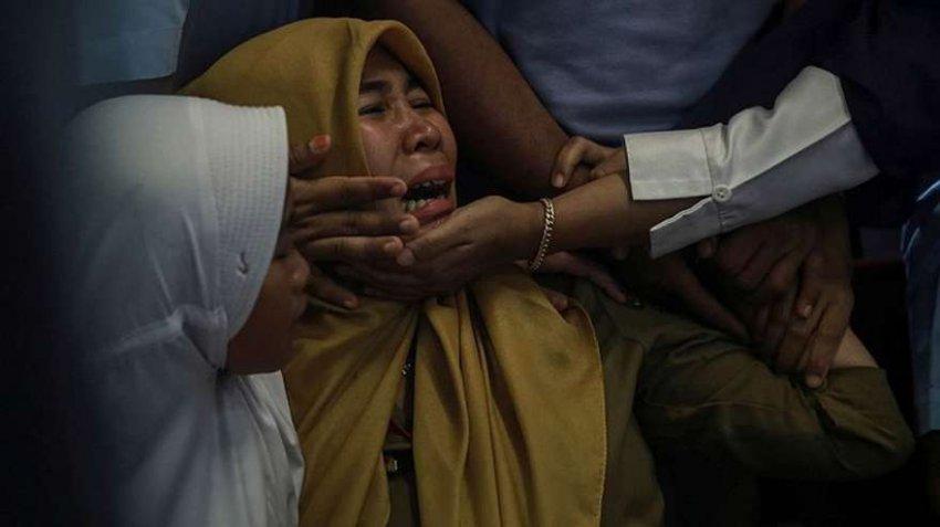 Крушение самолета в Индонезии 29 октября 2018: фото, видео, последние новости