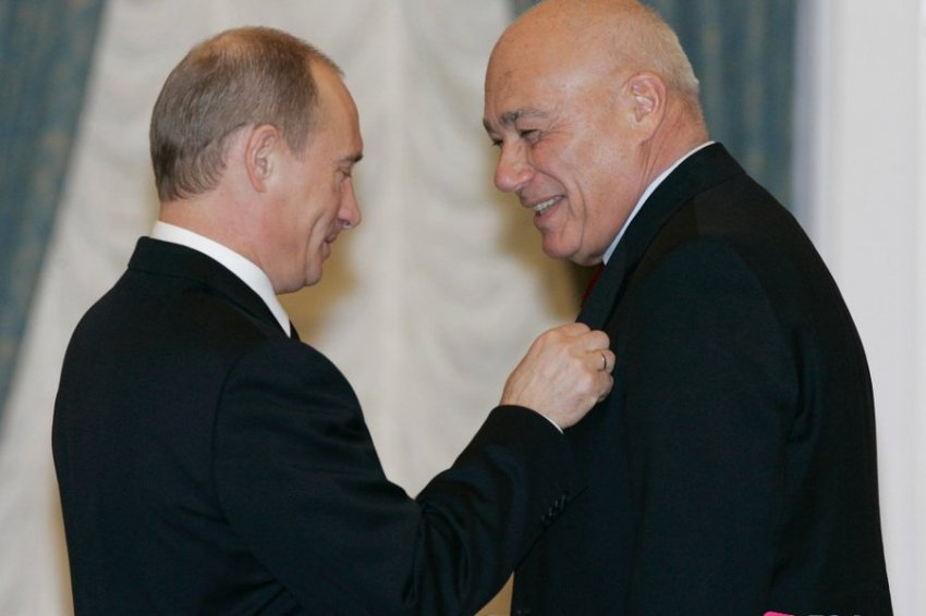 Почему Познер и Путин не понимают друг друга