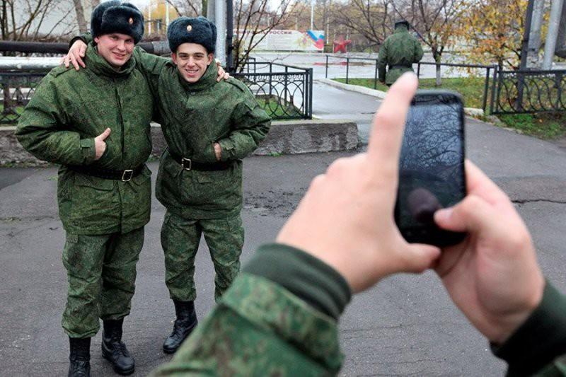 Военным запретят выходить в социальные сети