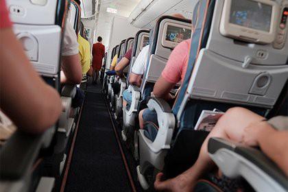 Буянящих в самолете россиян предложили успокоить спецсредствами