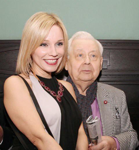 Вдова Олега Табакова: «Нет ничего сильнее того, что я пережила»