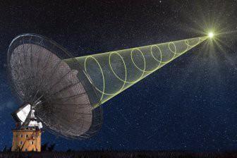 Ученые получили загадочные радиосигналы из космоса