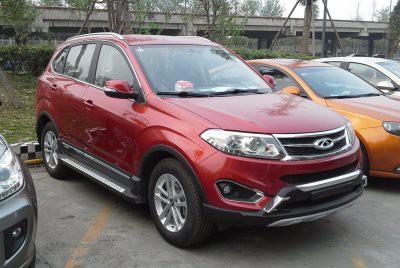 В России за 9 месяцев было продано 25 тысяч китайских автомобилей