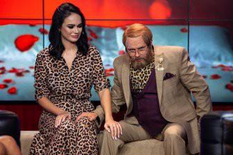 Яна Кошкина снялась в постельной сцене с ведущим «Деньги или позор»