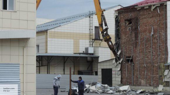 СК возбудил уголовное дело о взяточничестве при реконструкции «Зимней вишни»