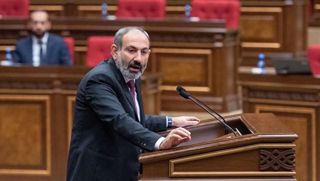 Парламент Армении повторно отклонил кандидатуру Пашиняна на пост премьера