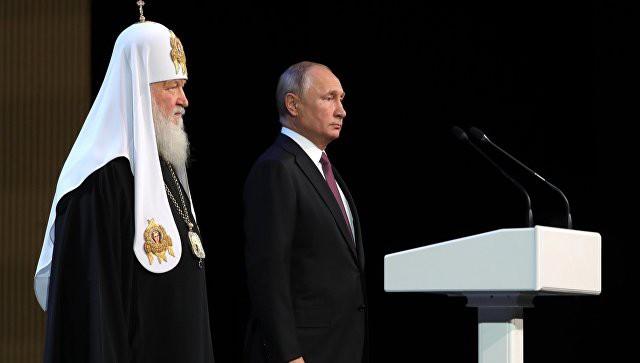 Путин: голос России в будущем будет звучать достойно и уверенно