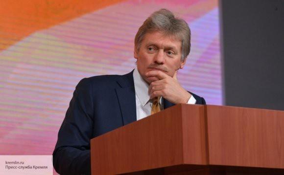 Песков рассказал, в каком случае санкции против Украины могут отменить