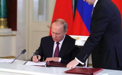 Путин подписал концепцию миграционной политики в новой редакции