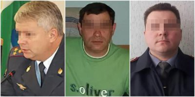 В Башкирии уволили трех полицейских, подозреваемых в групповом изнасиловании дознавателя