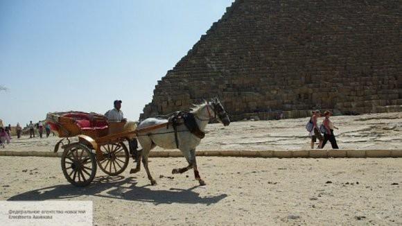 Найдено устройство, при помощи которого были построены египетские пирамиды