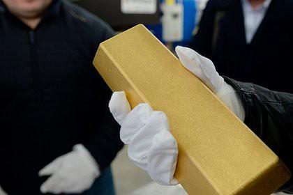 России понадобилось больше золота