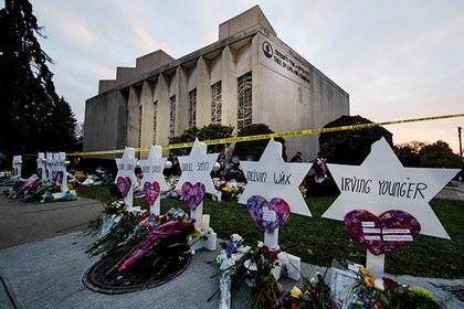 Расстрелявший евреев в синагоге отказался считать себя виновным